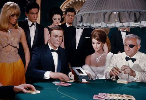Formal wear, Games, Suit, Event, Recreation, Dress, Casino, Tuxedo, White-collar worker,