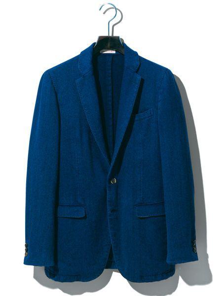 Clothing, Blue, Coat, Collar, Sleeve, Textile, Outerwear, Electric blue, Blazer, Fashion,