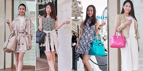 Clothing, Leg, Sleeve, Shoulder, Bag, Outerwear, Pattern, Collar, Dress, Fashion accessory,