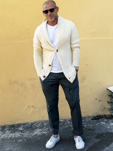 Clothing, Sleeve, Collar, Trousers, Shoe, Textile, Denim, Standing, Outerwear, White,