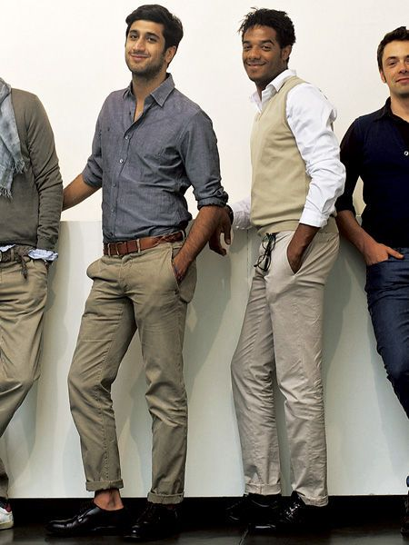 Sleeve, Trousers, Collar, Dress shirt, Shirt, Standing, White, Style, T-shirt, Denim,