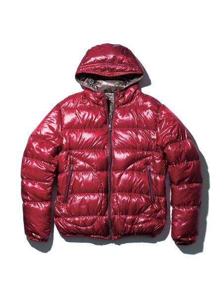 Clothing, Jacket, Sleeve, Textile, Red, Outerwear, Coat, Maroon, Fashion, Zipper,