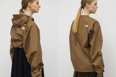 Clothing, Outerwear, Jacket, Khaki, Coat, Parka, Sleeve, Overcoat, Fashion, Trench coat,