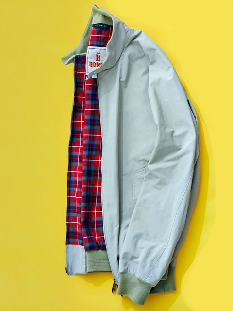 Plaid, Clothing, Tartan, Pattern, Yellow, Textile, Sleeve, Outerwear, Design, Shirt,