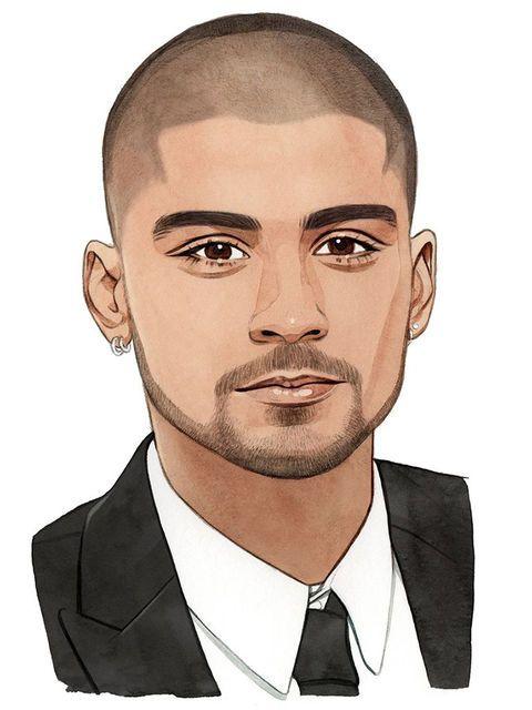 Face, Hair, Forehead, Eyebrow, Chin, Head, Nose, Cheek, Cartoon, Illustration,