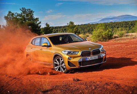 Land vehicle, Vehicle, Car, Automotive design, Regularity rally, Bmw, Motor vehicle, Natural environment, Luxury vehicle, Sky,