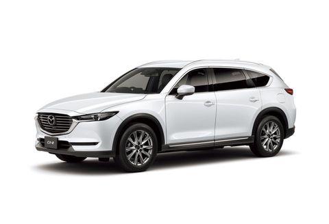 Land vehicle, Vehicle, Car, Automotive design, Product, Motor vehicle, Crossover suv, Mazda, Compact sport utility vehicle, Mid-size car,