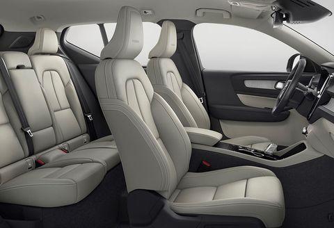 Land vehicle, Vehicle, Car, Car seat, Luxury vehicle, Car seat cover, Automotive design, Personal luxury car, Head restraint, Vehicle door,