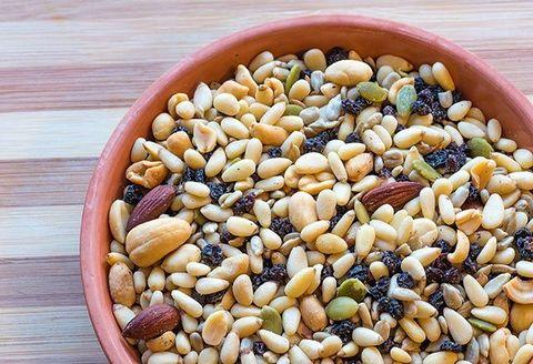 Food, Cuisine, Ingredient, Dish, Plant, Produce, Vegetarian food, Superfood, Vegetable, Seed,