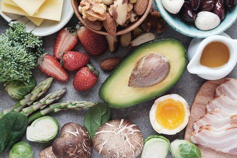 Food, Meal, Avocado, Dish, Cuisine, Breakfast, Ingredient, Natural foods, Lunch, Food group,