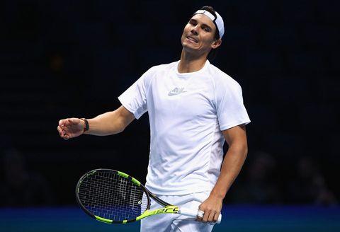 Tennis racket, Tennis, Racket, Tennis Equipment, Tennis racket accessory, Strings, Tennis player, Tennis court, Soft tennis, Racquet sport,