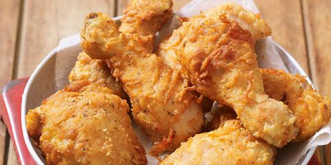 Dish, Food, Cuisine, Fried food, Crispy fried chicken, Ingredient, Fast food, Fried chicken, Deep frying, Meat,