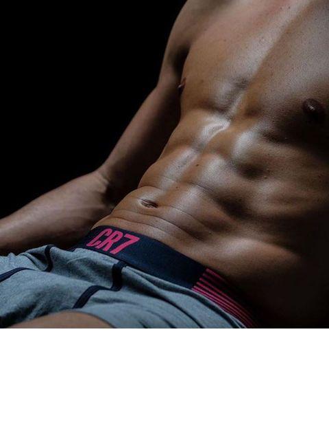 Barechested, Abdomen, Muscle, Briefs, Stomach, Skin, Arm, Undergarment, Waist, Model,
