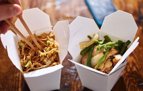 Food, Dish, Cuisine, Fast food, Junk food, Comfort food, Ingredient, Poutine, Cao lầu, Take-out food,