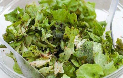 Food, Garden salad, Dish, Leaf vegetable, Vegetable, Salad, Cuisine, Iceburg lettuce, Ingredient, Lettuce,