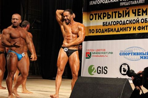 Bodybuilding, Barechested, Bodybuilder, Muscle, Physical fitness, Competition event, Competition, Championship, Leg, Joint,