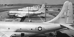 B-47の使命はただひとつ、原子力爆弾をソビエト連邦に投下