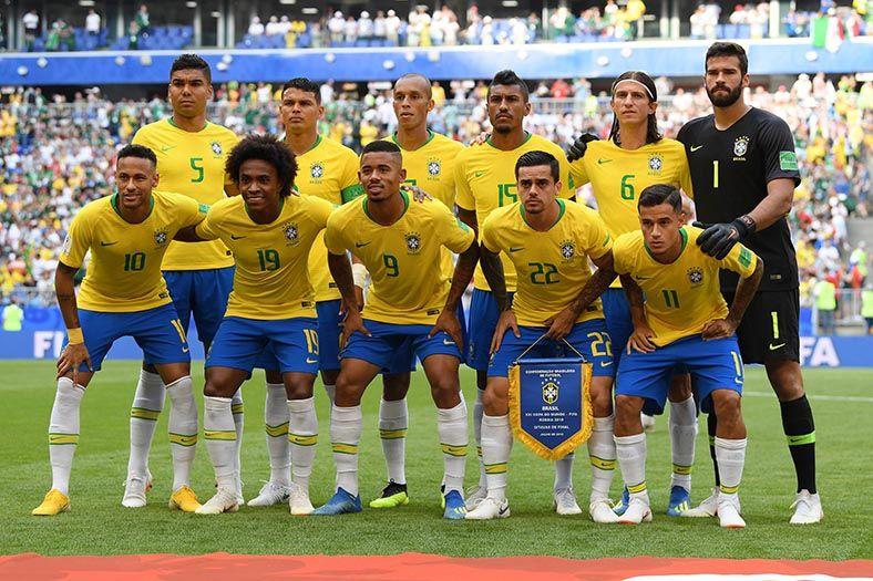 ブラジル サッカー 選手