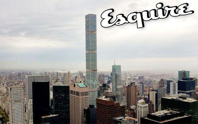 アメリカの超高層ビル トップ7「ESQUIRE US」