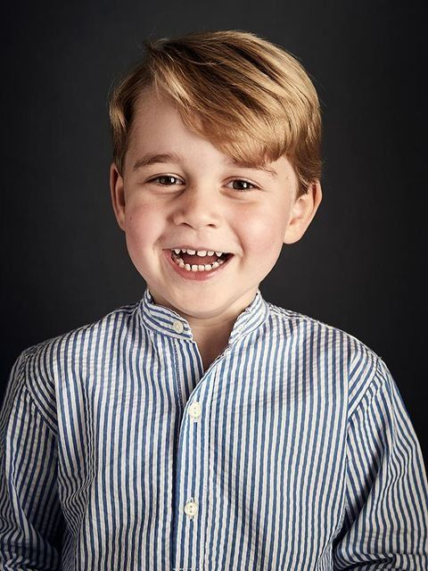 ジョージ王子に「4歳の壁」? その笑顔なら大丈夫!