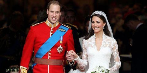 歴史的な皇室の結婚式