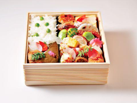 Food, Dish, Cuisine, Sweetness, Japanese cuisine, Osechi, Comfort food, Recipe, Meal, Bento,
