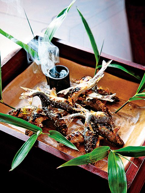 Food, Leaf, Cuisine, Recipe, Ingredient, Seafood, Delicacy, Cooking, Fish, Fast food,