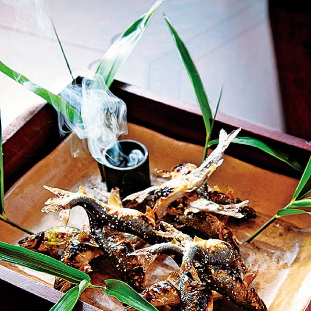 Food, Dish, Cuisine, Leaf, Ingredient, Plant, Banana leaf,