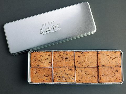 Rectangle, Metal, Finger food, Baked goods, Snack, Dessert, Silver, Mobile phone accessories, Baking, Everyday carry,
