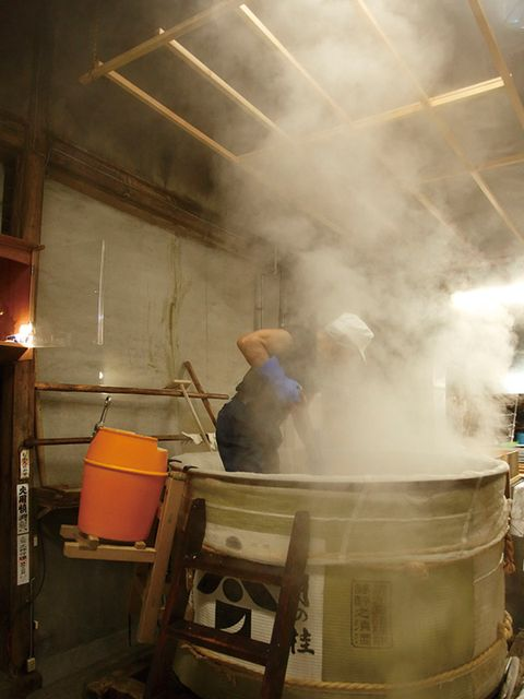 Smoke, Gas, Industry, Service, Factory, Heat, Cooking, Blue-collar worker,