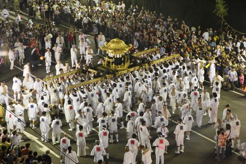 Crowd, Tradition, Audience, Ritual, Parade, Ceremony, Festival, Place of worship, Pilgrimage, Worship,