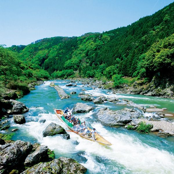 Body of water, Nature, Natural landscape, Green, Water resources, Waterway, Stream, Rapid, Landscape, Mountain river,