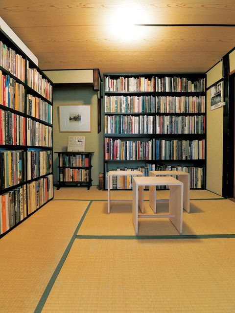 Shelf, Lighting, Room, Publication, Shelving, Floor, Bookcase, Interior design, Flooring, Ceiling,