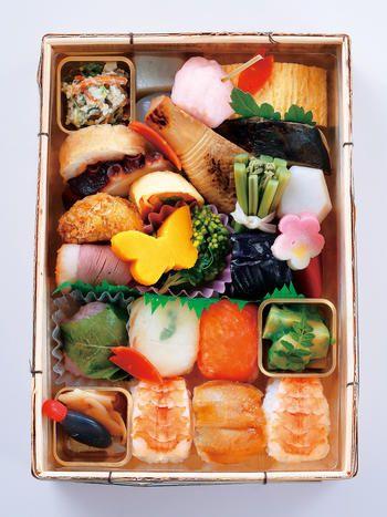 Cuisine, Food, Take-out food, Meal, Dish, Recipe, Fish slice, Garnish, Rice, Japanese cuisine,