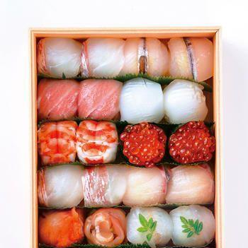 Cuisine, Food, Dish, Recipe, Ingredient, Sushi, Peach, Finger food, Japanese cuisine, Meal,