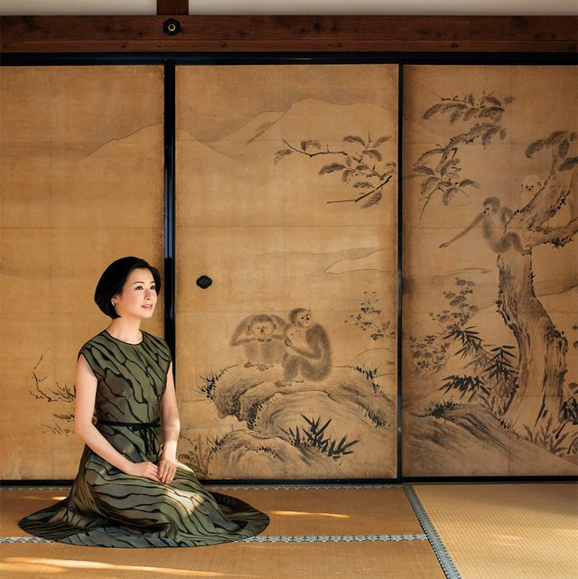Flooring, Art, Visual arts, Painting, One-piece garment, Pattern,