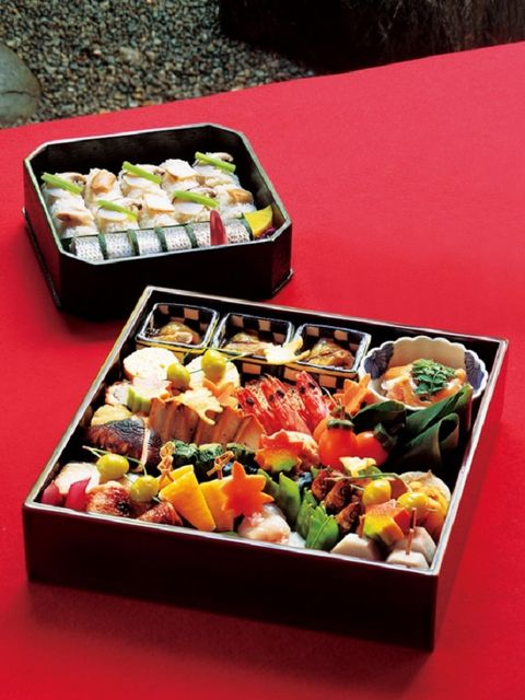 Dish, Food, Cuisine, Meal, Osechi, Ingredient, Comfort food, Take-out food, Side dish, Lunch,