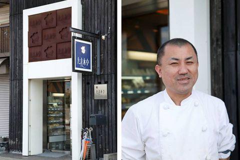 Dress shirt, Chef, Chef's uniform, Cook, Door, White-collar worker, Job, Restaurant, Cooking, Chief cook,