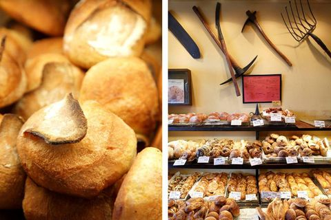 Deer, Food, Cuisine, Antler, Baked goods, Ingredient, Dish, Bakery, Bread, Finger food,