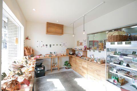 Interior design, Room, Ceiling, Light fixture, Interior design, Floor, Fixture, Window covering, Home, Peach,
