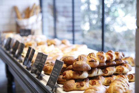 Cuisine, Finger food, Food, Baked goods, Dessert, Dish, Bread, Ingredient, Bakery, Recipe,