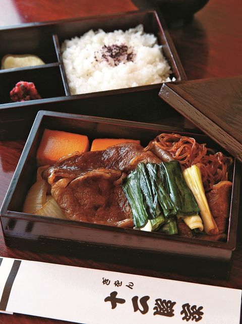 Dish, Food, Cuisine, Meal, Steamed rice, Ingredient, Ekiben, Comfort food, White rice, Osechi,
