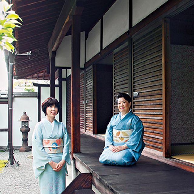 Kimono, Temple, Costume, Street fashion,