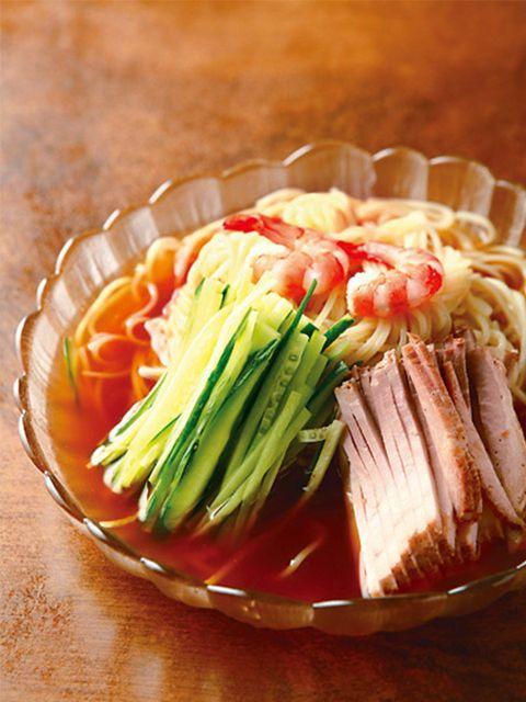 Dish, Food, Cuisine, Ingredient, Produce, Comfort food, Japanese cuisine, Side dish, Hiyashi chūka, Recipe,