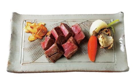 Food, Cuisine, Dish, Rectangle, Recipe, Animal product, Beef, Meat, Pork, Red meat,