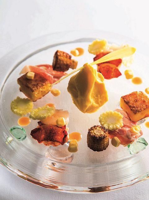 Food, Serveware, Cuisine, Dishware, Ingredient, Sweetness, Finger food, Dish, Plate, Tableware,