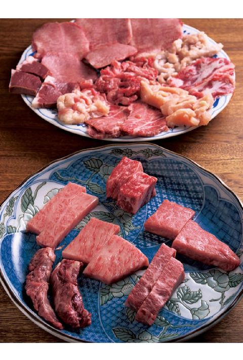 Dish, Food, Cuisine, Red meat, Ingredient, Animal fat, Veal, Beef, Flesh, Meat,