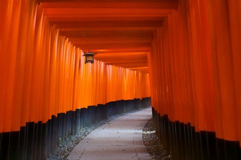 Red, Orange, Colorfulness, Line, Amber, Tints and shades, Coquelicot, Column, Peach, Torii,
