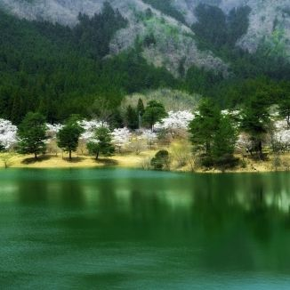 Natural landscape, Water resources, Nature, Body of water, Water, Nature reserve, Lake, Vegetation, Green, Hill station,