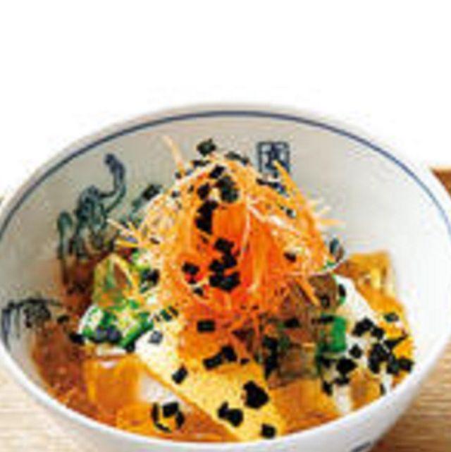 Food, Cuisine, Dish, Bowl, Ingredient, Comfort food, Recipe, Japanese cuisine, Vegetarian food, Produce,